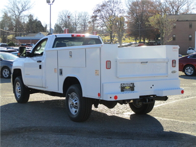 2017 Silverado 2500 Regular Cab 4x4, Reading Classic II Steel Service Body #T1604 - photo 11