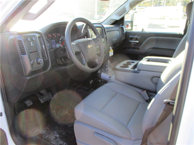 2017 Silverado 2500 Regular Cab 4x4, Reading Classic II Steel Service Body #T1604 - photo 17