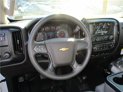 2017 Silverado 2500 Regular Cab 4x4, Reading Classic II Steel Service Body #T1604 - photo 21