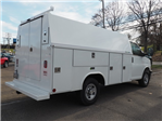 2017 Express 3500, Reading Aluminum CSV Service Utility Van #T2090 - photo 2