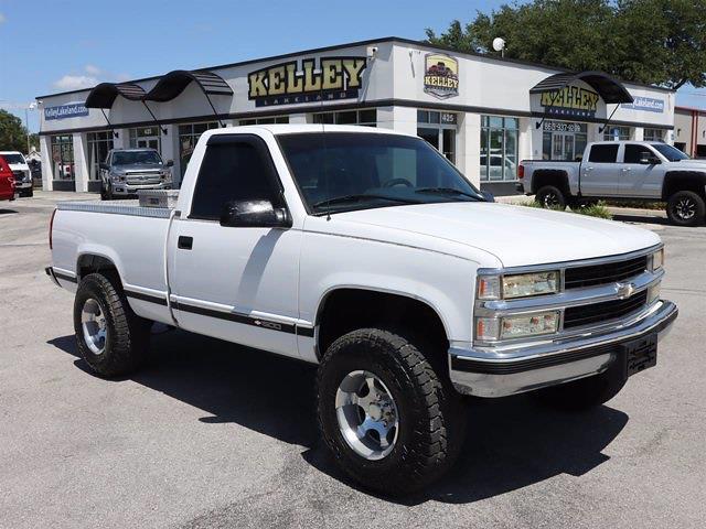 1996 Chevrolet GMT-400 4x4, Pickup #C21011A - photo 1