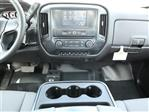 2019 Sierra 3500 Crew Cab DRW 4x4, Hillsboro GII Steel Platform Body #F19481 - photo 9