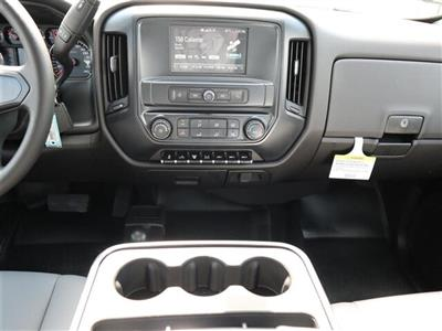 2019 Sierra 3500 Crew Cab DRW 4x4, Hillsboro GII Steel Platform Body #F19521 - photo 9
