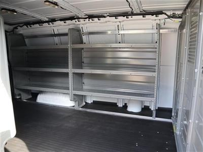 2019 Savana 2500 4x2, Adrian Steel Commercial Shelving Upfitted Cargo Van #F19582 - photo 12