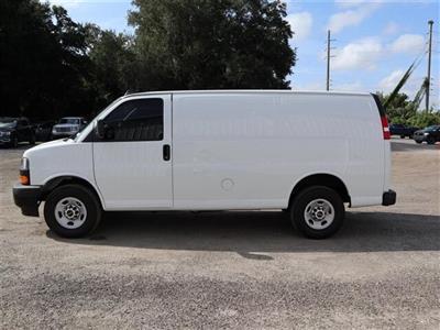 2019 Savana 2500 4x2, Adrian Steel Commercial Shelving Upfitted Cargo Van #F19582 - photo 5
