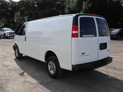 2019 Savana 2500 4x2, Adrian Steel Commercial Shelving Upfitted Cargo Van #F19582 - photo 3