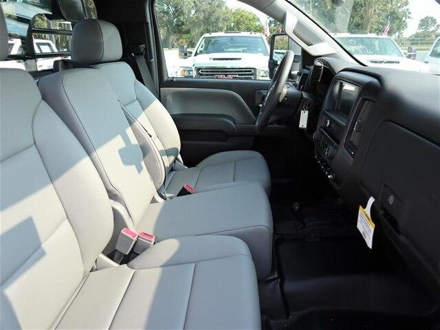 2019 Sierra 3500 Regular Cab DRW 4x4, CM Truck Beds RD Model Platform Body #F19640 - photo 10