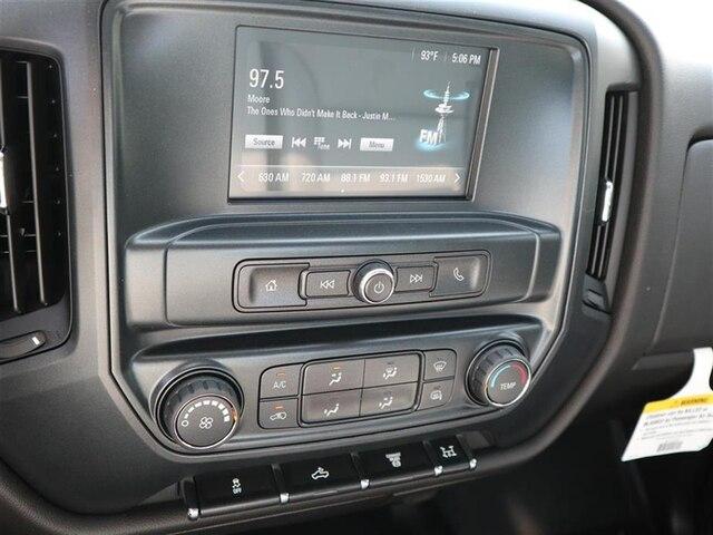 2019 Sierra 3500 Regular Cab DRW 4x4, CM Truck Beds RD Model Platform Body #F19640 - photo 12