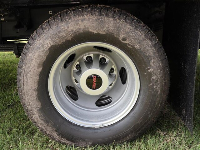 2019 Sierra 3500 Regular Cab DRW 4x4, CM Truck Beds RD Model Platform Body #F19640 - photo 6