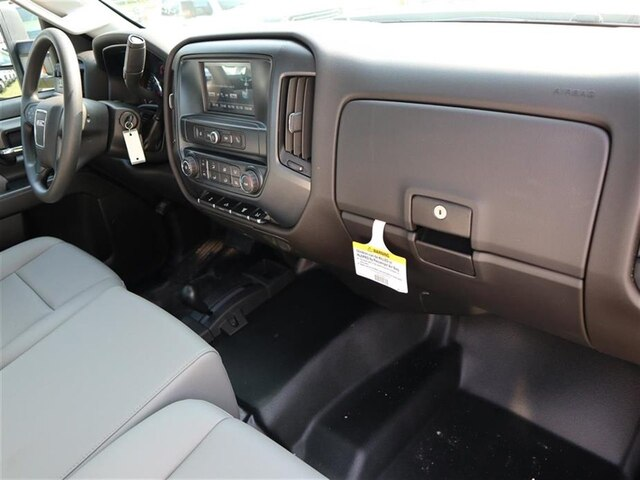 2019 Sierra 3500 Regular Cab DRW 4x4, CM Truck Beds RD Model Platform Body #F19640 - photo 7