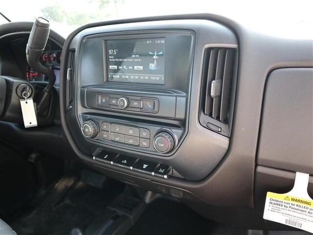 2019 Sierra 3500 Regular Cab DRW 4x4, CM Truck Beds RD Model Platform Body #F19640 - photo 9