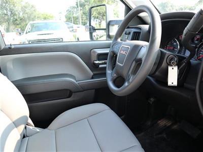 2019 Sierra 3500 Regular Cab DRW 4x4, CM Truck Beds RD Model Platform Body #F19640 - photo 8