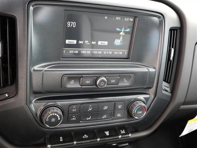 2019 Sierra 3500 Regular Cab DRW 4x4, CM Truck Beds RD Model Platform Body #F19783T - photo 11