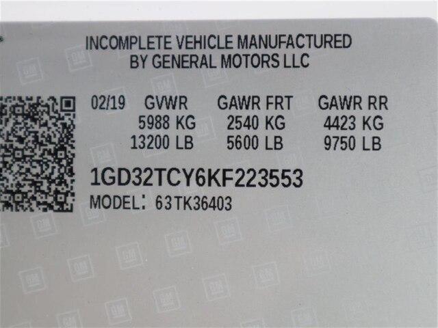 2019 Sierra 3500 Regular Cab DRW 4x4, CM Truck Beds RD Model Platform Body #F19783T - photo 16