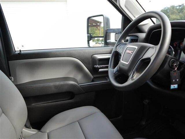 2019 Sierra 3500 Regular Cab DRW 4x4, CM Truck Beds RD Model Platform Body #F19783T - photo 8