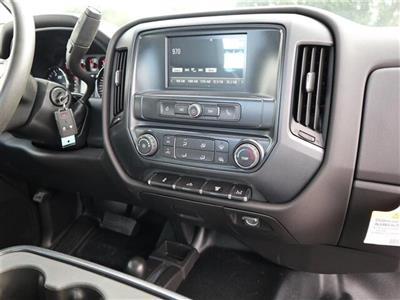 2019 Sierra 3500 Regular Cab DRW 4x4, CM Truck Beds RD Model Platform Body #F19783T - photo 9