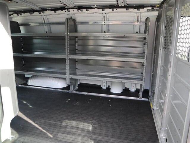 2020 Savana 2500 4x2, Adrian Steel Upfitted Cargo Van #F20168 - photo 1