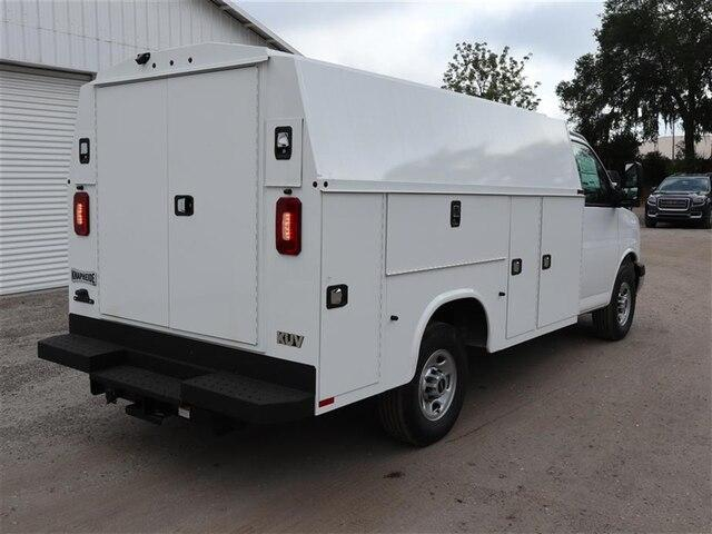 2020 GMC Savana 3500 4x2, Knapheide Service Utility Van #F20505 - photo 1