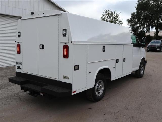 2020 GMC Savana 3500 RWD, Knapheide Service Utility Van #F20506 - photo 1
