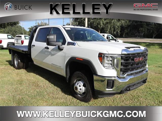 2020 GMC Sierra 3500 Crew Cab 4x4, Knapheide Platform Body #F20750 - photo 1