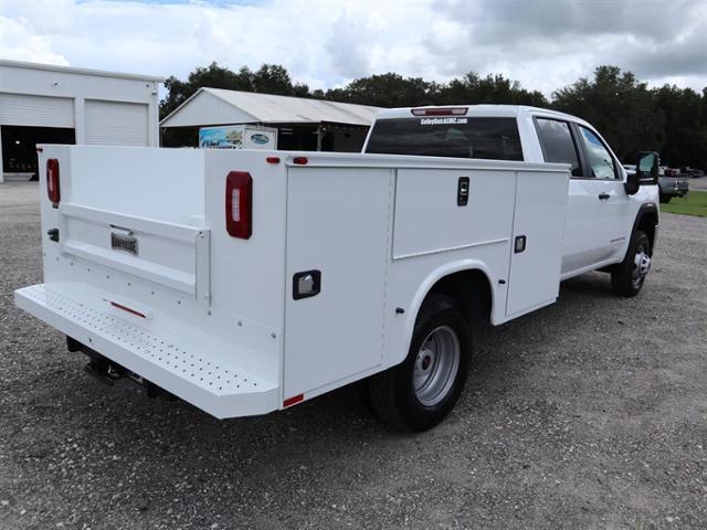 2020 GMC Sierra 3500 Crew Cab 4x4, Knapheide Service Body #F20758 - photo 1