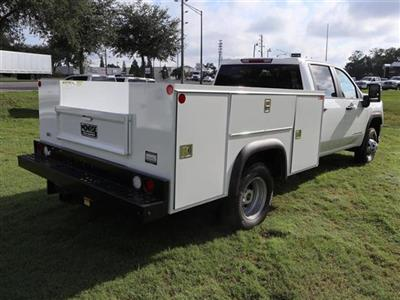 2020 GMC Sierra 3500 Crew Cab 4x4, Monroe MSS II Service Body #F20759 - photo 2