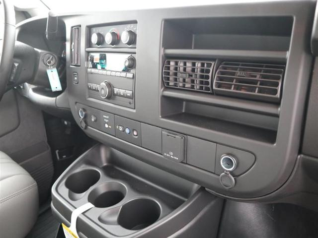 2020 GMC Savana 2500 4x2, Weather Guard Upfitted Cargo Van #F20763T - photo 11