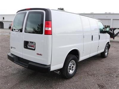 2020 GMC Savana 2500 4x2, Weather Guard Upfitted Cargo Van #F20763T - photo 5