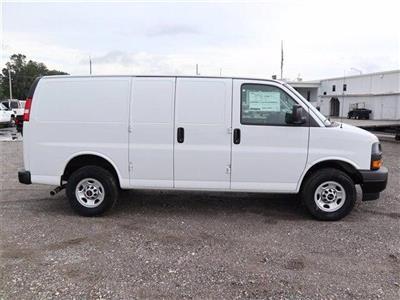 2020 GMC Savana 2500 RWD, Upfitted Cargo Van #F20765T - photo 4