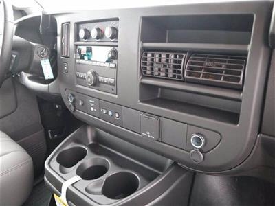 2020 GMC Savana 2500 RWD, Upfitted Cargo Van #F20765T - photo 10