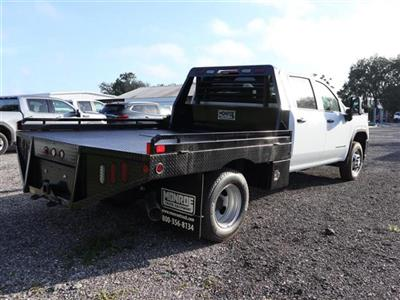2020 GMC Sierra 3500 Crew Cab 4x4, Hillsboro GII Steel Platform Body #F20825 - photo 2