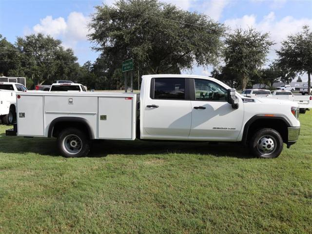 2020 GMC Sierra 3500 Crew Cab 4x4, Monroe MSS II Service Body #F20836 - photo 4