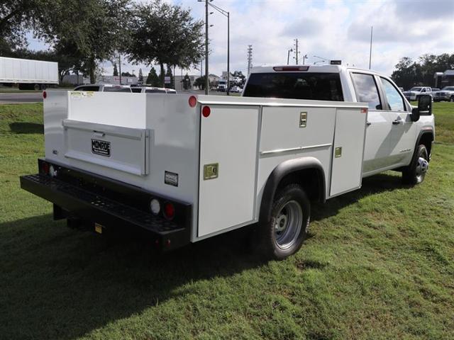 2020 GMC Sierra 3500 Crew Cab 4x4, Monroe MSS II Service Body #F20836 - photo 2