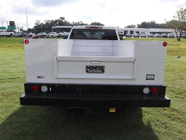 2020 GMC Sierra 3500 Crew Cab 4x4, Monroe MSS II Service Body #F20836 - photo 5