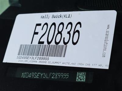 2020 GMC Sierra 3500 Crew Cab 4x4, Monroe MSS II Service Body #F20836 - photo 16