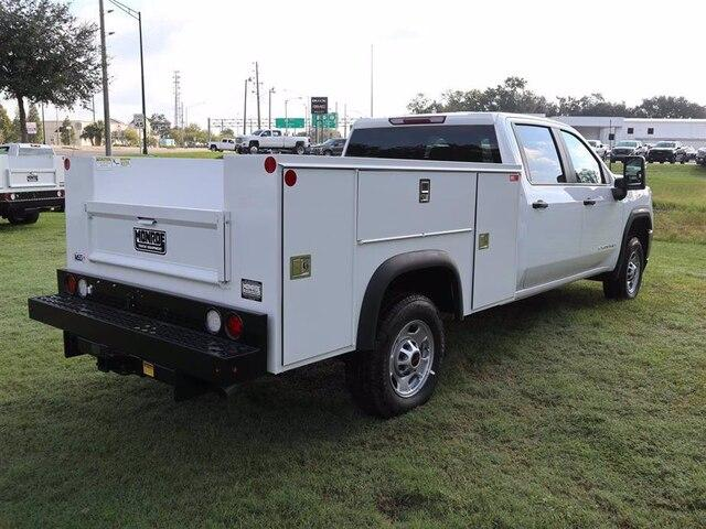 2020 GMC Sierra 2500 Crew Cab 4x4, Monroe MSS II Service Body #F20839 - photo 2