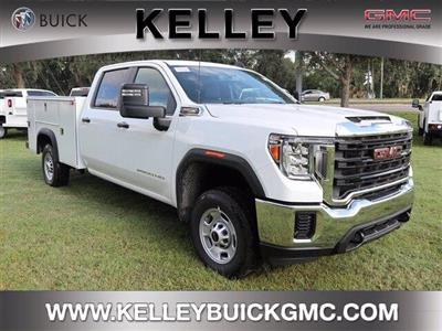 2020 GMC Sierra 2500 Crew Cab 4x4, Monroe MSS II Service Body #F20839 - photo 1