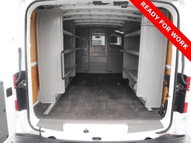 2018 Nissan NV1500 Standard Roof 4x2, Upfitted Cargo Van #F20841A - photo 1
