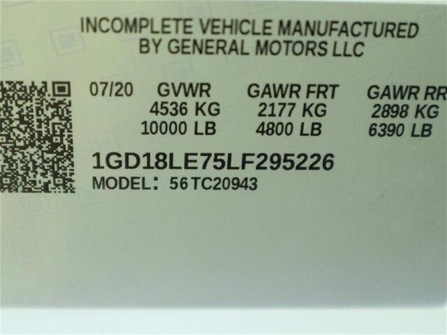 2020 GMC Sierra 2500 Crew Cab RWD, Service Body #F20842 - photo 16