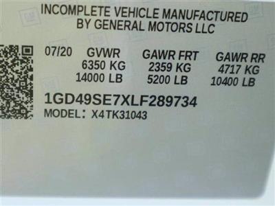 2020 GMC Sierra 3500 Crew Cab 4x4, Knapheide PGNB Gooseneck Platform Body #F20850 - photo 16