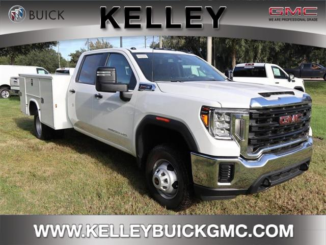 2020 GMC Sierra 3500 Crew Cab 4x4, Knapheide Service Body #F20873 - photo 1