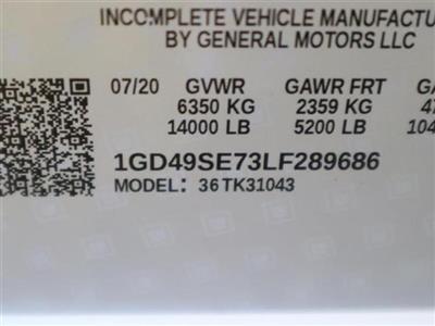 2020 GMC Sierra 3500 Crew Cab 4x4, Knapheide Steel Service Body #F20873 - photo 16