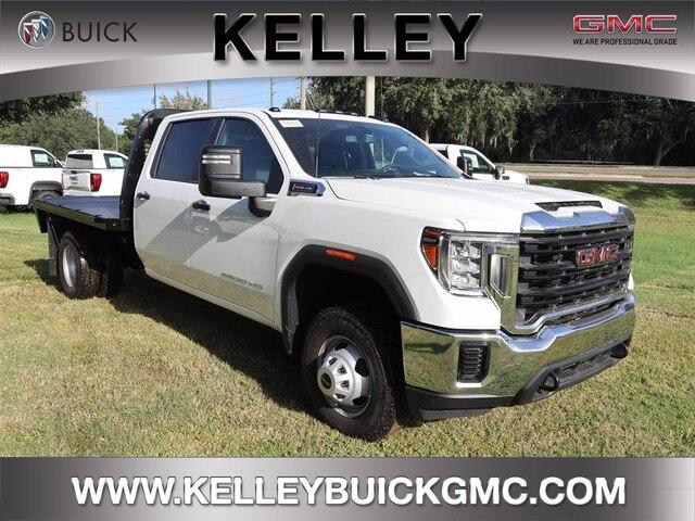 2020 GMC Sierra 3500 Crew Cab 4x4, Knapheide Platform Body #F20901 - photo 1