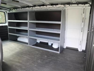 2020 GMC Savana 2500 4x2, Masterack Upfitted Cargo Van #F20905 - photo 2