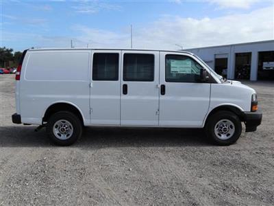 2020 GMC Savana 2500 4x2, Masterack Upfitted Cargo Van #F20905 - photo 4