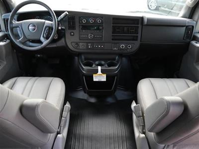 2020 GMC Savana 2500 4x2, Masterack Upfitted Cargo Van #F20905 - photo 8
