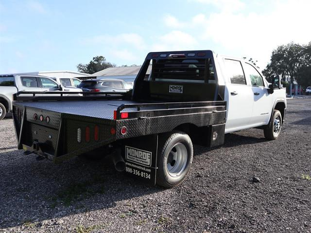 2020 GMC Sierra 3500 Crew Cab 4x4, Hillsboro GII Steel Platform Body #F20918 - photo 2