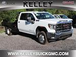 2020 GMC Sierra 3500 Crew Cab 4x4, Hillsboro GII Steel Platform Body #F20918 - photo 1