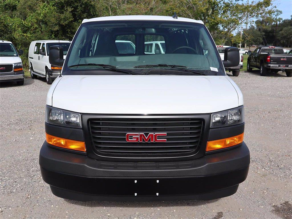 2021 GMC Savana 2500 4x2, Empty Cargo Van #F21091 - photo 3