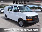 2021 GMC Savana 2500 4x2, Empty Cargo Van #F21091 - photo 1